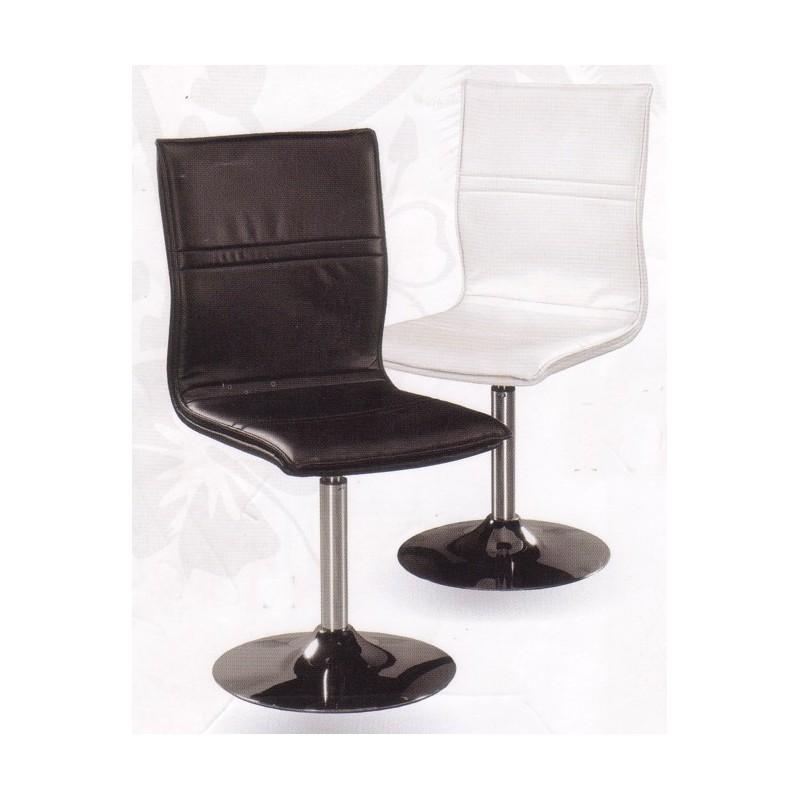 Chaise pivotante d pot vente du toulois - Chaise de cuisine pivotante ...