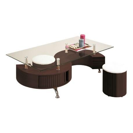 Table salon Ying Yang