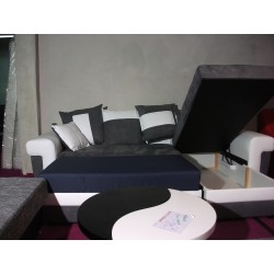 Banquette Angle convertible