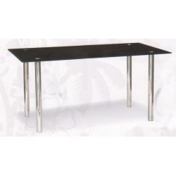 Table verre TRIBECA N